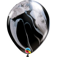 11inch Black & White SuperAgate