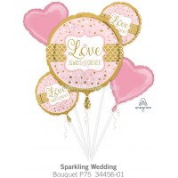 Sparkling Wedding 34456