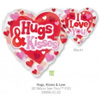 Hugs Kisses & Love