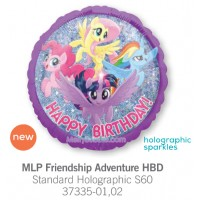 MLP Friendship Adventure HBD