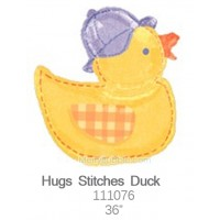 Hugs Stitches Duck 111076