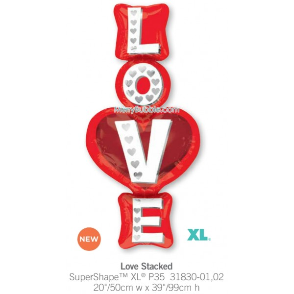 Love Stacked