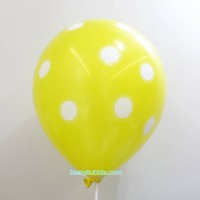 12 inch Dotted (Yellow)
