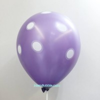 12 inch Dotted (Violet)