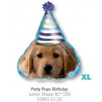 Party Pups Birthday