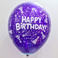 12 inch Birthday (Crystal Violet)