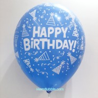 12 inch Birthday (Pastel Blue)